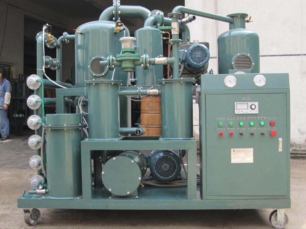 Transformer Oil Disposal